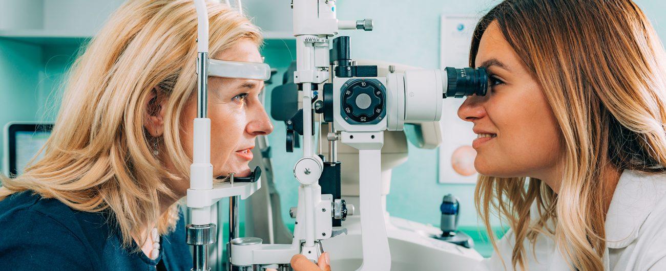 O que oftalmologista faz