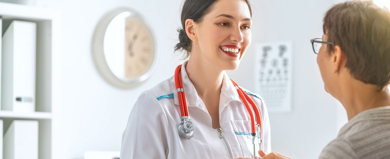 relação entre médicos e pacientes